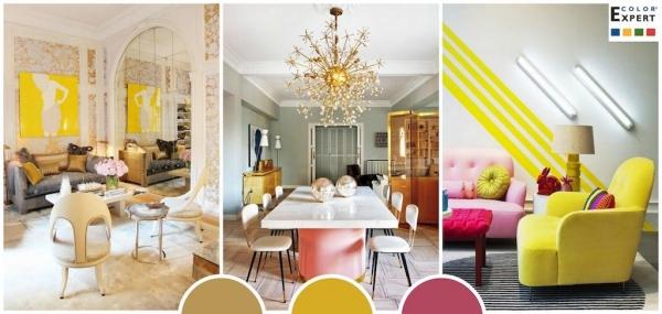 Новый ремонт вместе сColor Expert: как подобрать сочетания цветов интерьера попалитре Pantone