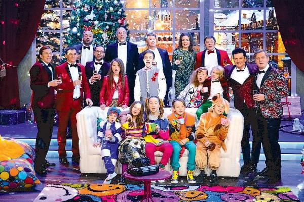 Что посмотреть по ТВ в новогоднюю ночь