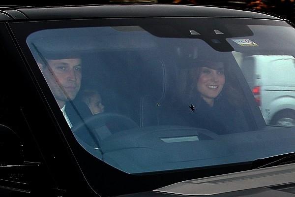 Невеста принца Гарри дебютировала на светском рауте, который организовала Елизавета II