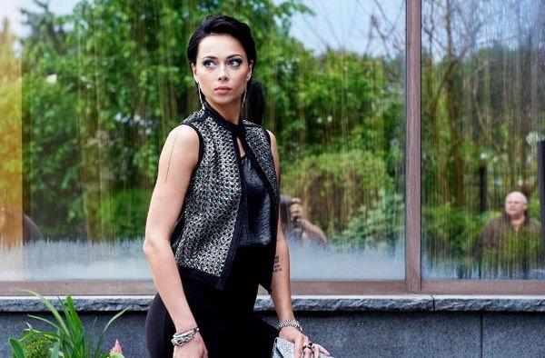 Настасья Самбурская не поддерживает связь со своей семьей