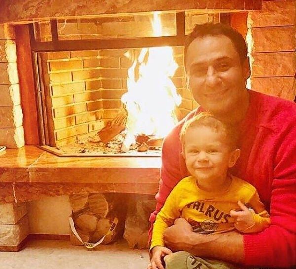 Стас Костюшкин растрогал милым фото своего сына