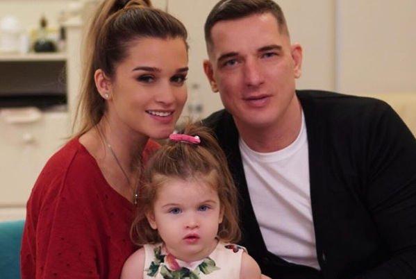 Ксения Бородина растрогала фанатов, обратившись к своей младшей дочери