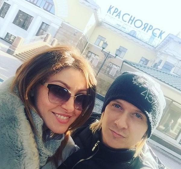 Анастасия Макеева сгорает от страсти к новому избраннику