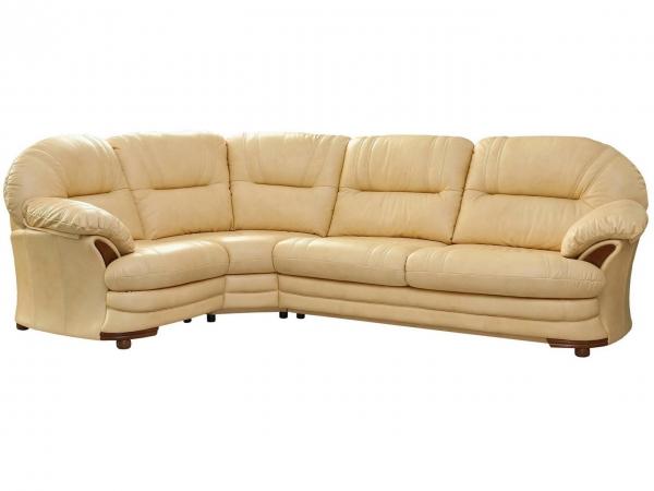Дом мебели Пинскдрев снизил цены наугловые кожаные диваны