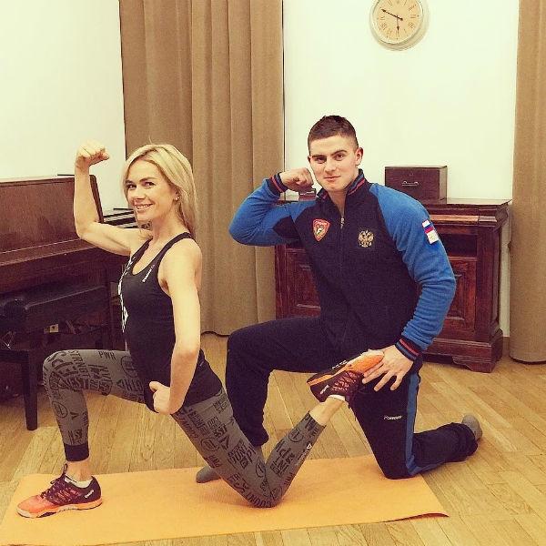 Кто заставил похудеть Полину Гагарину