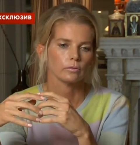 Экс-супруга беглого олигарха Сергея Пугачева страдает от безденежья