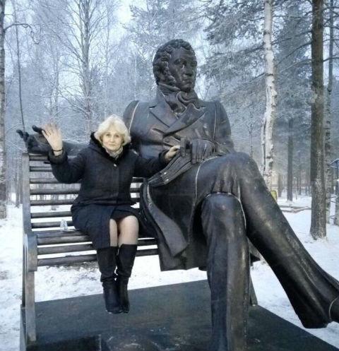 Ай да Пушкин...