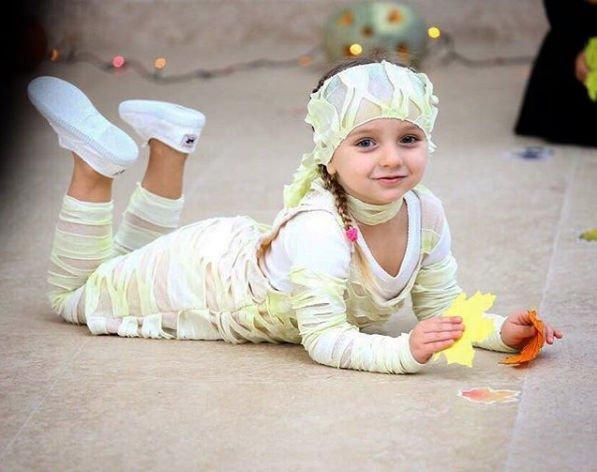Младшая дочь Татьяны Навки хочет быть похожей на свою маму