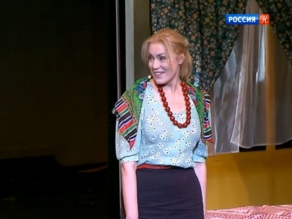 Лидия Федосеева-Шукшина пришла в восторг от гениальности дочери