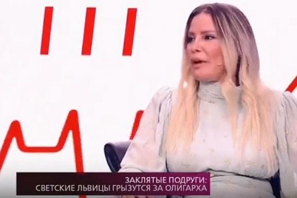 Ксения Мерц намекнула на связь с экс-супругом Алены Кравец