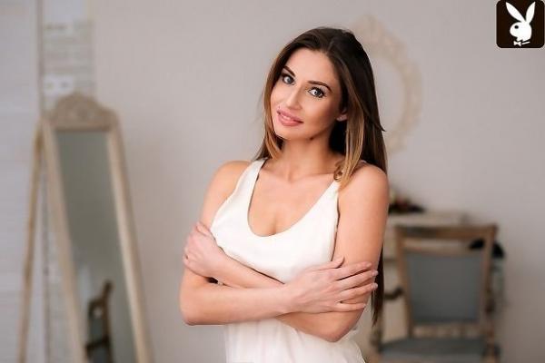 Натали Соболева покорила  Playboy Южной Африки