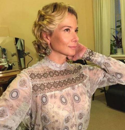 Юлия Высоцкая удивила идеальной фигурой