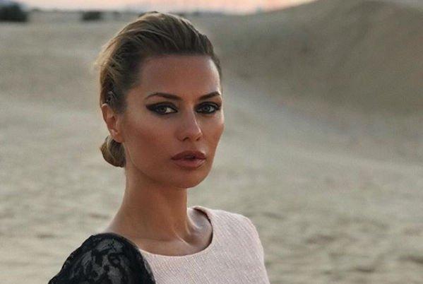 Виктория Боня не афиширует свой роман со знаменитым футболистом
