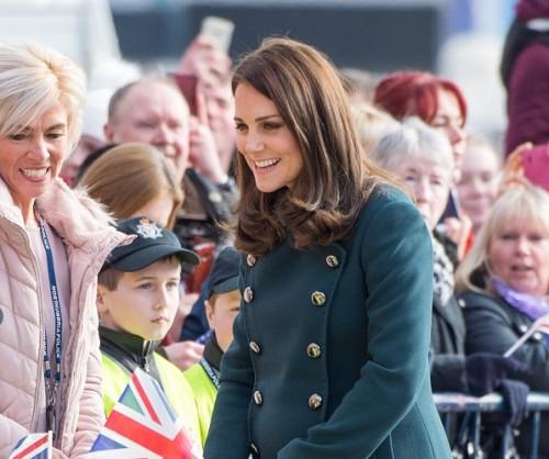 Кейт Миддлтон и принц Уильям посетили Сандерленд