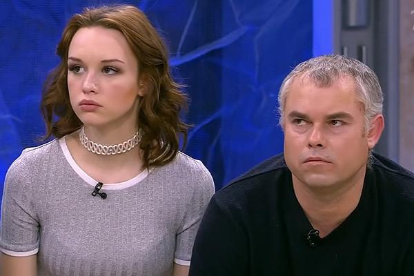 Отец Дианы Шурыгиной винит себя за произошедшее с дочерью