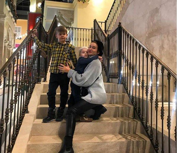 Елена Бушина мечтает о третьем ребенке