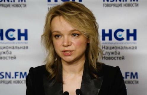Элина Мазур сменила имидж ради встречи с Виталиной Цымбалюк-Романовской