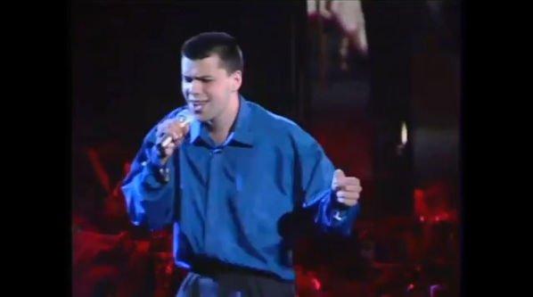 Максим Фадеев удивил фанатов кадрами 30-летней давности