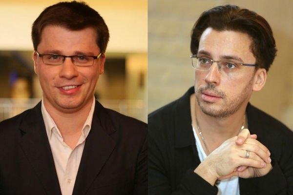 Максим Галкин и Гарик Харламов в Сети выяснили отношения