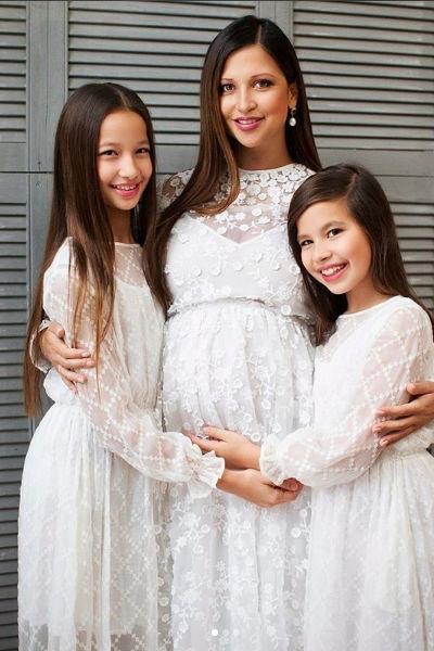 Яна Батыршина стала мамой в третий раз