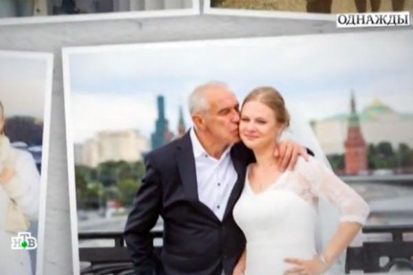 Жена Гармаша вышла за него замуж, переборов свой жуткий страх