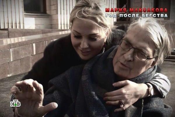 Максакова сравнила умершего  отца с Вороненковым