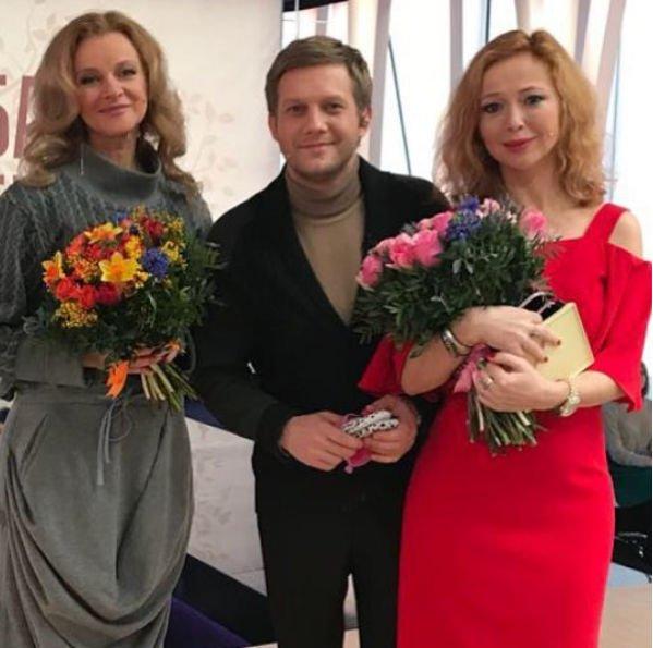 Елена Захарова не может простить свекрови обвинения в желании пропиариться на смерти дочери