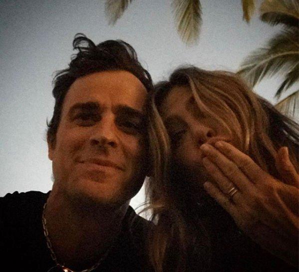 Дженнифер Энистон и Джастин Теру готовятся к разводу