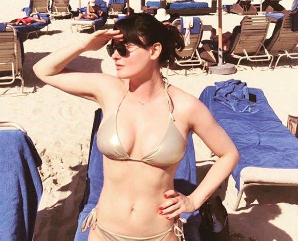 Супруга Басты заявила о том, что устала от диет