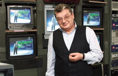 Больной раком Александр Беляев возвращается на НТВ