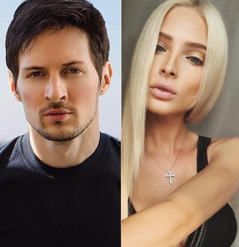Павел Дуров подогрел слухи о романе с Аленой Шишковой