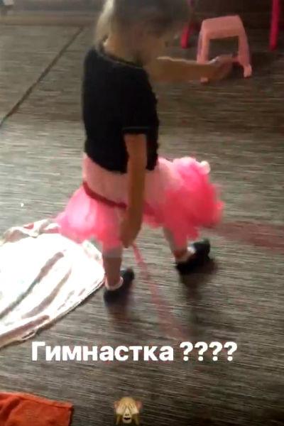 Ляйсан Утяшева случайно показала лицо подросшей дочери
