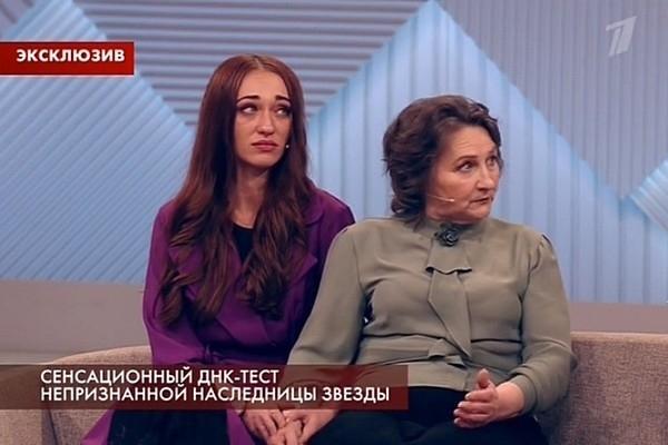 Падчерица Бориса Химичева подделала ДНК-тест его внебрачной дочери