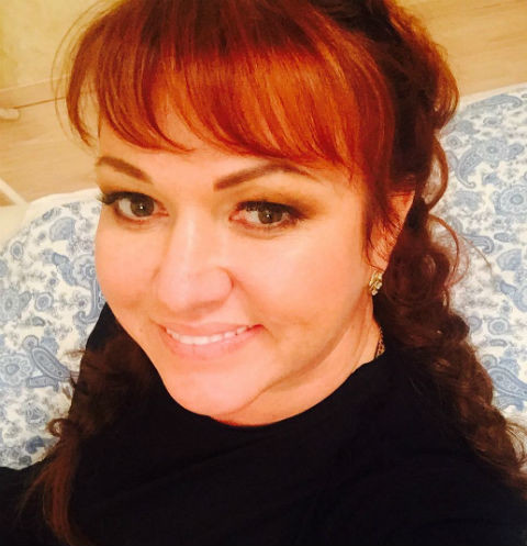 Ольга Картункова оправдалась за свои «худые» снимки в Сети