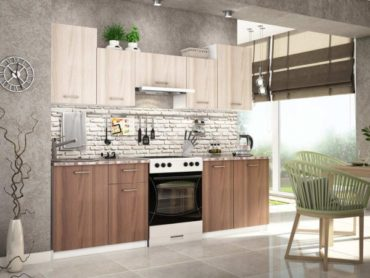 Choosing and buying kitchen from a natural tree