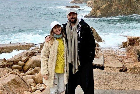 Юлия Ковальчук умилила трогательными словами к мужу