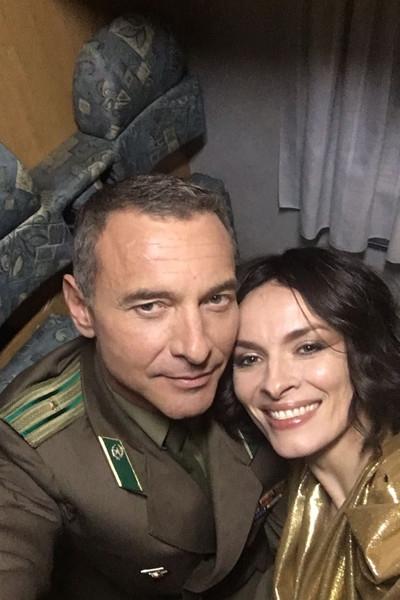 Надежда Грановская дебютировала в кино в роли 50-летней женщины