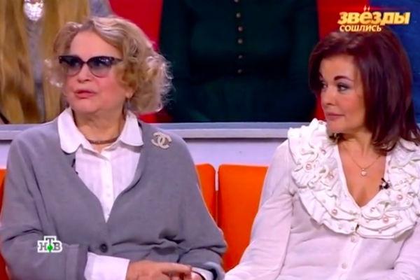 Валентина Талызина отказывается признавать вину перед дочерью