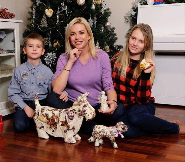 Анастасия Трегубова с новорожденной дочкой вернулась домой