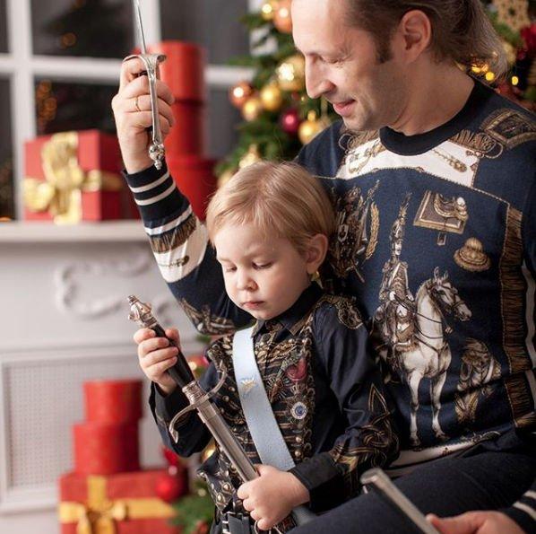 Василиса Володина восхитила снимком подросшего сына