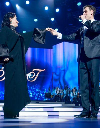 Тамара Гвердцители получила от сына шикарный подарок на юбилей