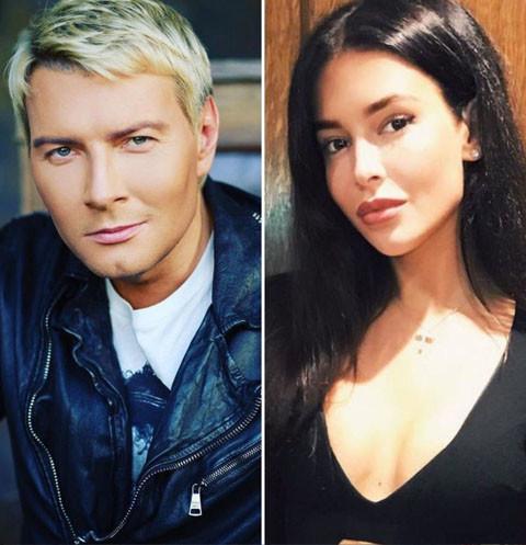 Николай Басков увлекся моделью Софией Никитчук
