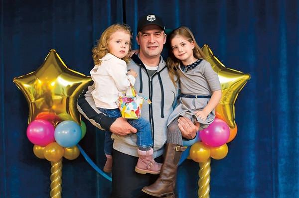Вячеслав Разбегаев вновь станет отцом