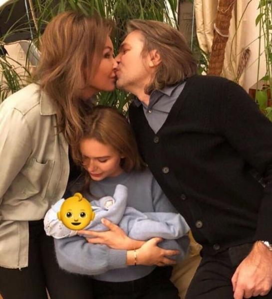 Супруга Дмитрия Маликова не смогла промолчать на критику в связи с рождением сына