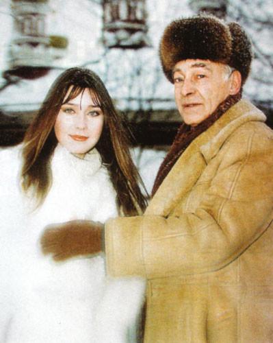 Вячеслав Тихонов спровоцировал недуг дочери