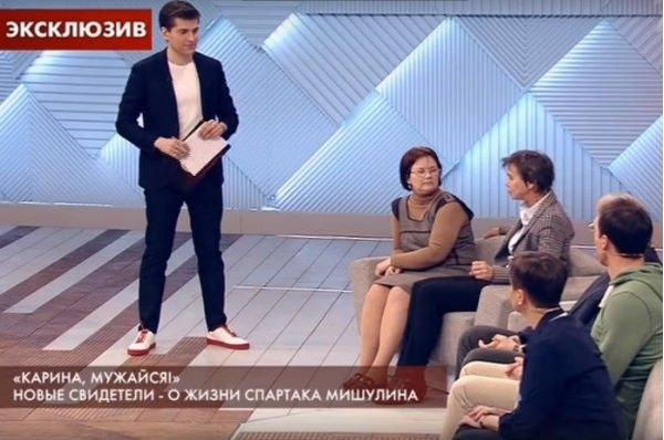 Появились подробности романа Спартака Мишулина и Татьяны Еремеевой