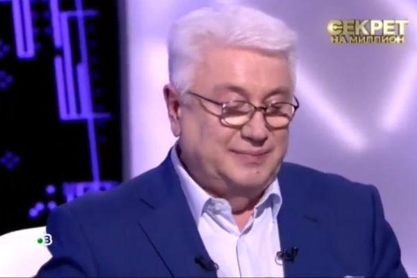 Владимир Винокур не смог сдержать слез, вспоминая смерть родственников