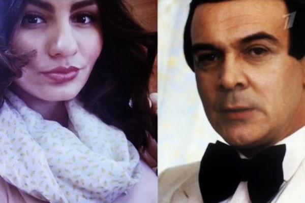 Предполагаемой дочери Муслима Магомаева нашли нового отца