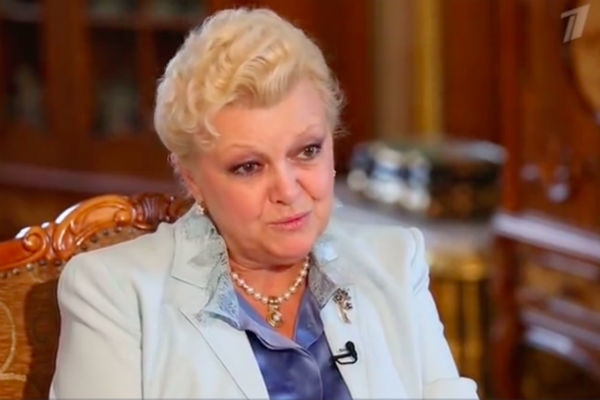 Раиса Рязанова развелась из-за романа с женатым