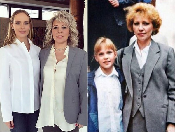 Наташа Ионова поделилась снимком мамы, восхитив своих фанатов